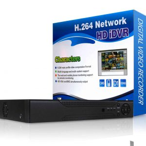 Our DVR's are handpicked from the best manufacturers. Best Digital video recorder at a low price.