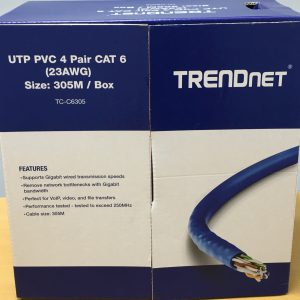 trendnet utp cable